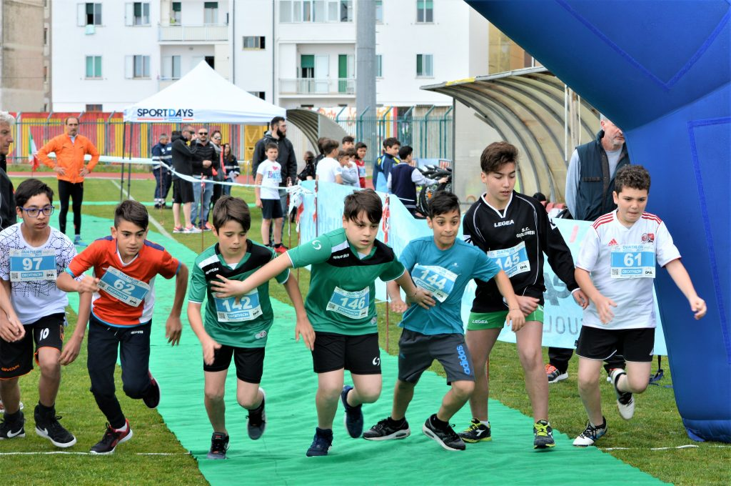 Giochi Sportivi Studenteschi DUATLON